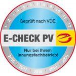 PV- E-Check